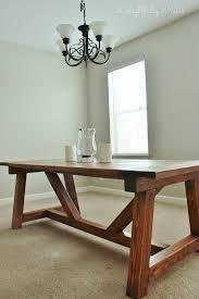 white farm table. Charming Restoration Hardware Farm Table 0 White