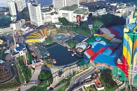 Worlds Largest Hotel At Resorts World Genting Malaysia Uses