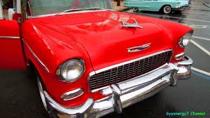 1955 CHEVY Bel Air - YouTube