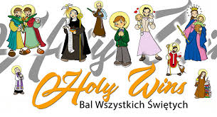 Znalezione obrazy dla zapytania bal wszystkich świętych