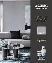 Dulux Design Concrete Effect Paint Concrete Gray Interior Design Color Schemes Inspiration By