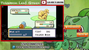 pokemon leaf green meet catch any pokemon cheat with gameshark codes you