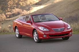 2006 Toyota Camry Solara Review - Top Speed