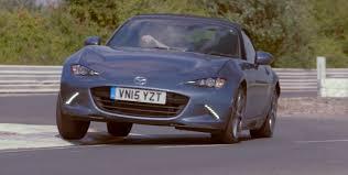 2016 Mazda MX-5 Takes on Toyota GT 86 in Track Battle in Britain ...