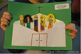 Small Picture Jesus in the Temple as a Boy Sunday School Lesson