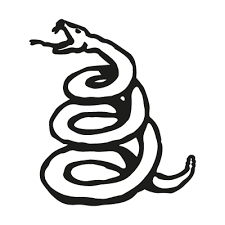 Metallica Snake logo vector in .eps and .png format - FreeLogoVector.net