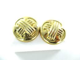 14k yellow gold chandelier earrings diamond earrin lighting fixtures yellow gold chandelier earrings