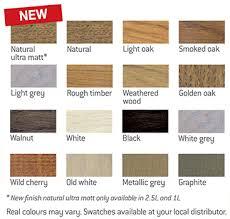 Floor Varnish Floor Varnish Colours