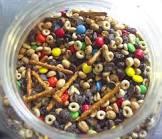 bird seed  aka trail mix or gorp
