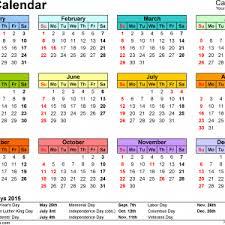 Unique Calendar Excel 2015 Konoplja Co