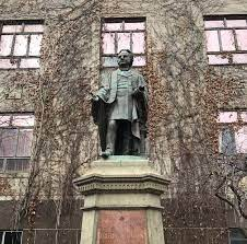 The statue was removed from the university that is the namesake of the former educator and. Ryerson S Racist History Still Riles Students Now Magazine