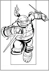 Free Printable Ninja Turtle Coloring Pages Ninja Turtle Coloring
