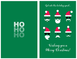 Printable Christmas Card Templates New 48 Free Printable Christmas Card Templates You Can Even Make Photo