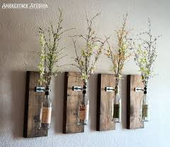 Home Decor With Wine Bottles Wall Art Designs Decorative Wall Art Rustic Modern Decorations 23