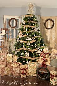 Rustic Christmas Decorations 12 Creative Christmas Tree Ideas 1800 Balsam Hill Giveaway