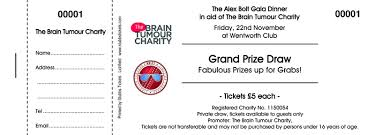 Prize Draw Tickets Charity Raffle Tickets Under Fontanacountryinn Com