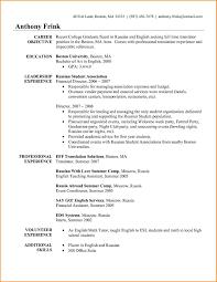13+ resume template english .