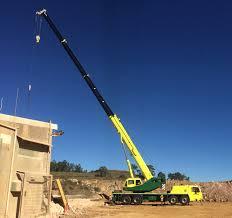 Matherson Crane Hire 60t Tadano Gt600ex Truck Crane
