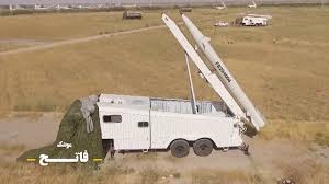 The <b>2nd generation</b> of the Fateh-110 missile hits the headquarters of ...