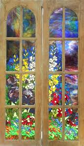 stain glass garden flowers glass art mosaic stained glass flower garden by van stained glass garden stain glass garden