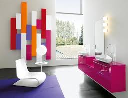 Be Inspired With This Colorful Bathrooms  Inspiration And Ideas Colorful Bathrooms