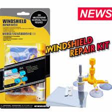 windshield repair kits diy car window repair tools glass scratch windscreen re intl