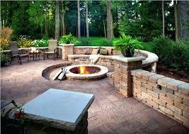 Backyard Paver Designs Amazing Landscape Pavers Design Backyard Paver Patio Designs With Hot Tub