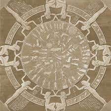 Dendera Chart Anonymous Bas Relief Of The Dendera Zodiac 50 Bc Data