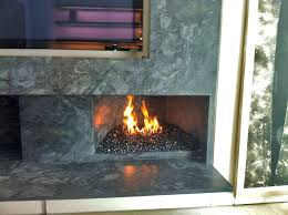ventless gas fireplace glass rocks inserts indoor fireplaces
