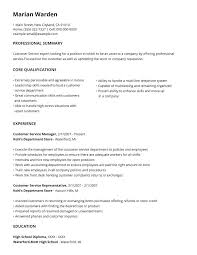 Resume Styles And Formats Resume Web