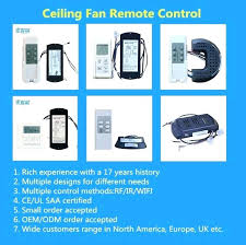 hunter ceiling fan wall switch and light white