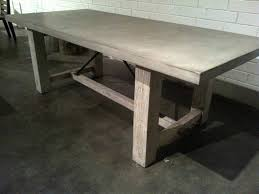 round concrete outdoor table round concrete top outdoor dining table concrete top outdoor dining table concrete