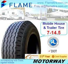 Mobile Home Tires, Trailer Tires 7-14.5 LT LRD 8 PR Tires,Trailer Lt Lrd Pr