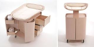 Compact Baby Furniture Changing Table