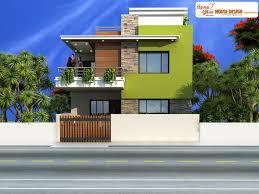 Interior Plan Houses  Modern  Sq Feet House Design - Interior and exterior design of house