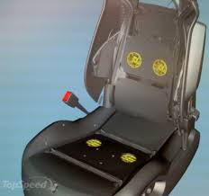 air conditioned seat schematic