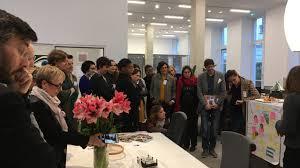 Paris - Atelier « Art Thinking Design Thinking, together so far » - 21  Novembre 2019 - Pink Innov