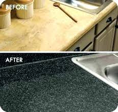 rustoleum countertop transformation transformations