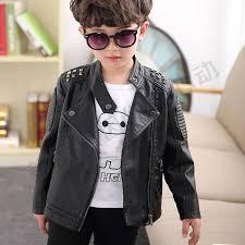 new boys jacket leather high quality black boys coats children jackets kids jacket girls navy jacket kid winter jacket from angle 16 08 dhgate com