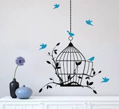 Next Living Room Accessories Wall Art Decor Contemporary Modern Bird Cage Wall Art Next
