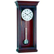 34 off hermle pembroke chiming wall clock with mechanical gong 70819 q10141