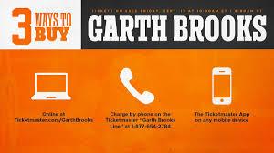 Neyland Stadium Garth Brooks Seating Chart