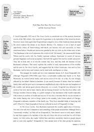 model essay