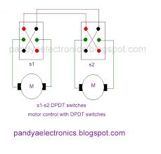 dpdt switch motor Dpdt Momentary Switch Wiring Diagram 3 pieces red dpdt momentary switch onoffon motor Dpdt Toggle Switch Diagram