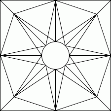 math patterns clipart simple geometric designs to draw block pattern