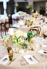 decoration a spring wedding at beach club round table decor decoration ideas diy