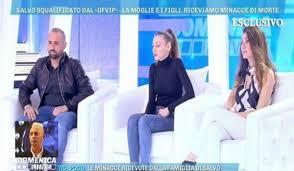 Domenica Live: la famiglia di Salvo Veneziano minacciata ...