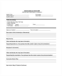 Restaurant Write Up Forms Restaurant Employee Write Up Form Essential Though Disciplinary