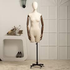 <b>High quality</b> female <b>mannequin</b> half length women's fabric ...