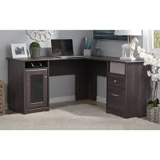 l shaped desk for home office. Popular L Shaped Computer Desk Bush Cabot L-shaped With Optional Hutch | Hayneedle For Home Office S